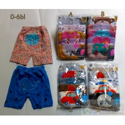 Celana Pendek Carter Love Elephant idr 95rb per pack isi 5pc