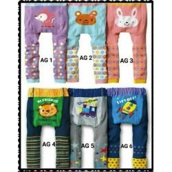 Legging Busha Kode AG idr 23rb per pc
