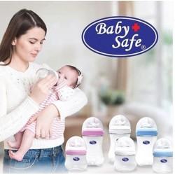 Botol Wide Neck Baby Safe Uk 250ml idr 42rb Uk 125ml idr 40rb