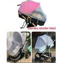 Kelambu Stroller Besi idr 35rb per pc