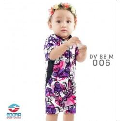 Baju Renang Bayi Motif DV BB M idr 70rb per pc