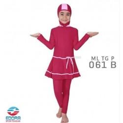 Baju Renang Bayi Polos 6-24bln idr 65rb per pc