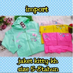 Jaket Anak Hello Kitty idr 60rb per pc