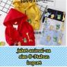Jaket Baby Kids Animal idr 50rb per pc