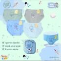 CD Sorex Kids Astronot uk M (2-4th), L (5-6th), XL (7-10) idr 45rb per pack isi 3pc