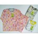 Setelan Piyama Velvet Junior Sweet Series uk 10th idr 75rb/stel