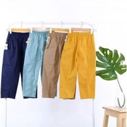 Celana Panjang Katun Chinos Size 0 P39cm LP35cm idr 65rb uk 3-12bl
