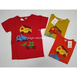 Kaos Anak Little Boo 2-5th idr 40rb per pc