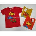 Kaos Anak Little Boo 2-5th idr 40rb per pc