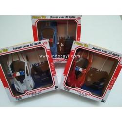 Mainan Mobil Remot Police idr 68rb per pc