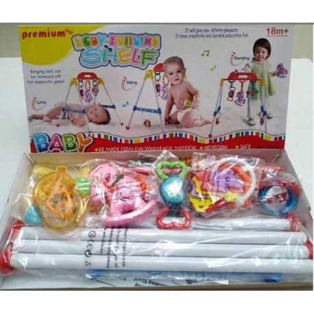 Musical Playgim Premium Baby Shelf idr 135rb per pc