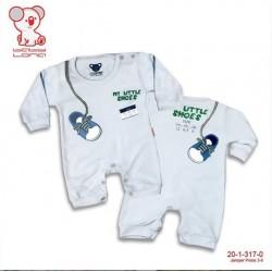Romper Baby Lona Panjang Shoes 0-3bl idr 46rb per pc