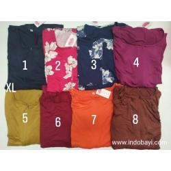 Daster Homey Dress Muya uk M dan XL idr 90rb per pc