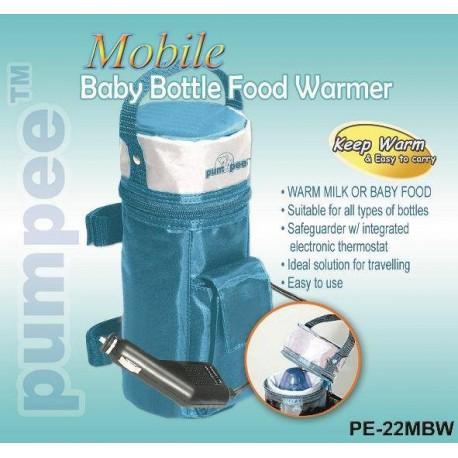 Mobile Baby Bottle Food Warmer