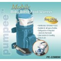 Mobile Baby Bottle Food Warmer Pumpee (Pemanas ASI di Mobil)