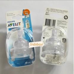 Nipple Dot Avent Classic idr 74rb per pack isi 2pc