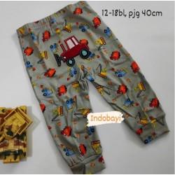 Celana Panjang Cater uk 12-18bl idr 29rb per pc