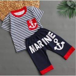 Setelan Baby kids Marine