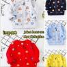 Jaket Baby Kids Bear Star idr 50rb per pc