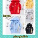 Jaket Baby Kids Cute Giraffe idr 50rb per pc