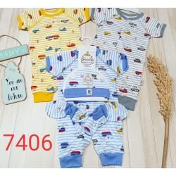 Romper Baby Lucky Jangkar idr 60k/setel