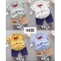 Setelan Baby Kids Import Jerapah idr 60rb per stel