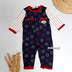 Sleepsuit Carter Love Premium Star Birdong uk 0-3bl, 3-6bl, 6-9bl, 9-12bl idr 69rb