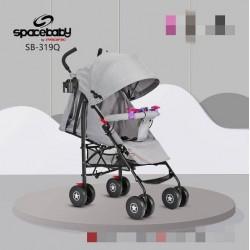 Stroller Bayi Kereta Dorong Spacebaby SB 319q idr 450rb per pc