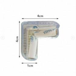 Pelindung Sudut Meja Pengaman Siku Meja Type L idr 4rb per pc