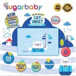 Perlak Bayi Karet Sugar Baby New Motif idr 74rb per pc