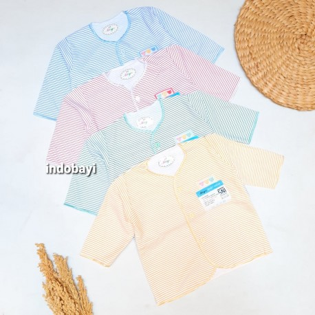 Baju Panjang Miyo Salur Uk 3-6bl idr 70rb per 4pc