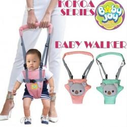Baby Joy Safety Strap Kokoa Series BJG 3031-Alat Bantu Jalan Bayi Kokoa idr 76rb per pc