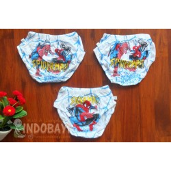 CD Spidermen uk M 1-2th idr 28rb per 3pc