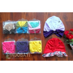 Turban Kombinasi 1-2th idr 23rb per pc