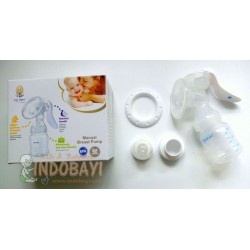 Breastpump Manual IQ Baby Rotated idr 215rb per set