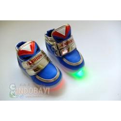Sepatu LED Fashion idr 110rb