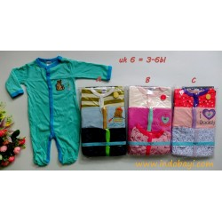 Sleepingsuit Next Bean idr 129rb per pack isi 3pc