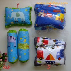 Bantal Guling Baby Bumbee idr 89rb per set