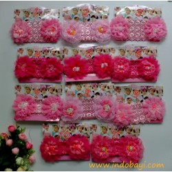 Headband Renda 3-36bl idr 25rb per pc