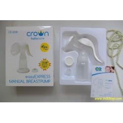 Breastpump Manual Crown idr 165rb per pc