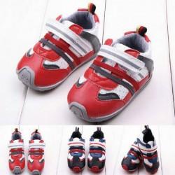Sepatu Bayi Prewalker Sporty idr 57rb per psg
