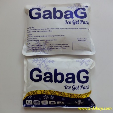 Ice Gel Gabag Besar idr 24rb per pc