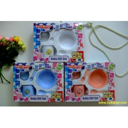 Feeding set Alat Makan Lusty Bunny Kecil idr 24rb per pc
