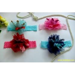 Headband Tile Crown 0-36bl idr 21rb per pc