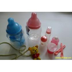 Set gift baby feeding set murah idr 40rb per set