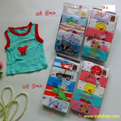 Kaos Carter Love Kutung idr 98rb per pack isi 5pc