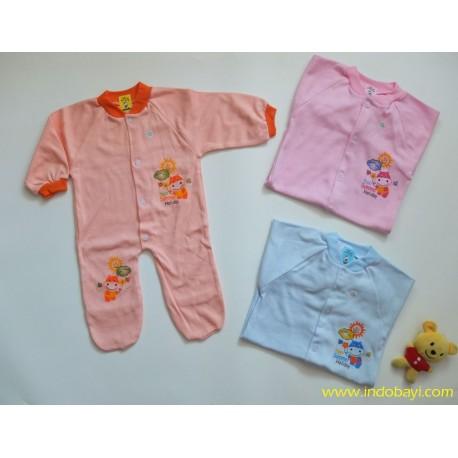 Sleepingsuit GL Motif Summer 0-3bl idr 33rb per pc
