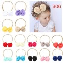 Headband Baby Tali Simple Pita Polos 0bl -3th idr 24rb per pc