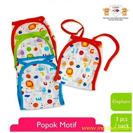 Popok Libby idr 36rb per 3pc