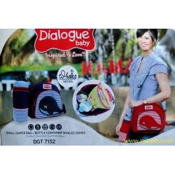 Tas Dialogue Ikan idr 150rb